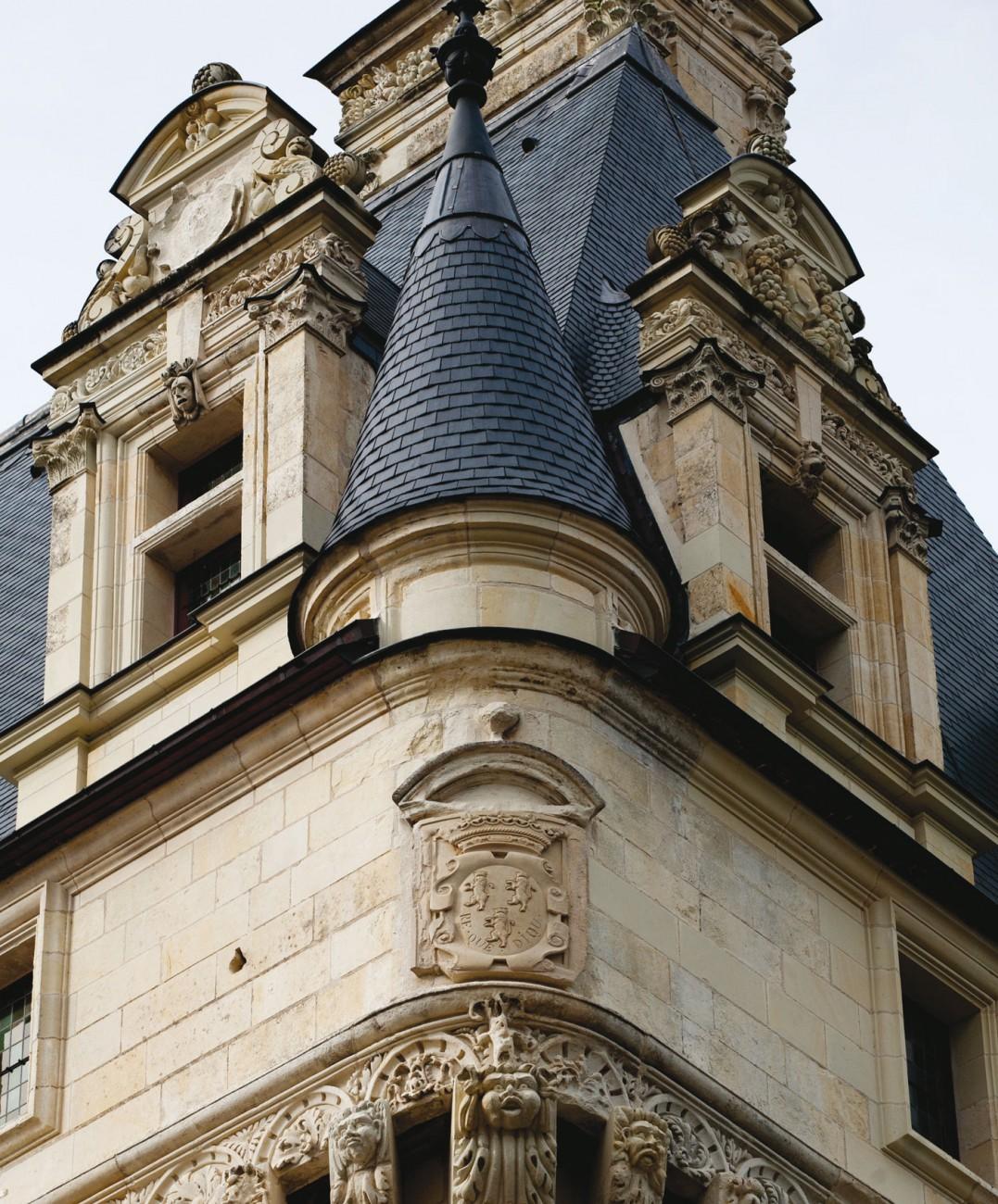 Ch 226 Teau De Valen 231 Ay L Architecture