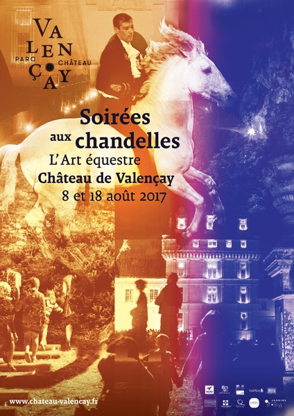 affiche chandelles small